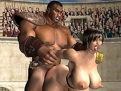 Tomb raider porno